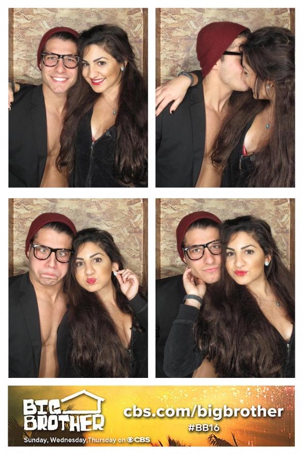 Cody & Victoria Canoodle