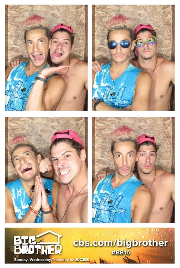Zach and Frankie - Big Brother