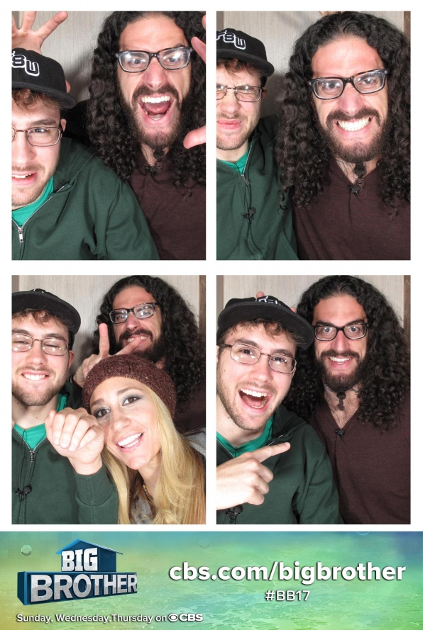 Judas comes through in the photo booth