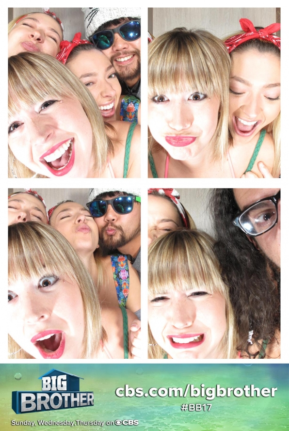 A team of BB17 ducks flock to the photo booth