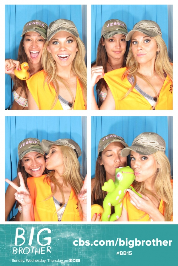 Jessie and Aaryn