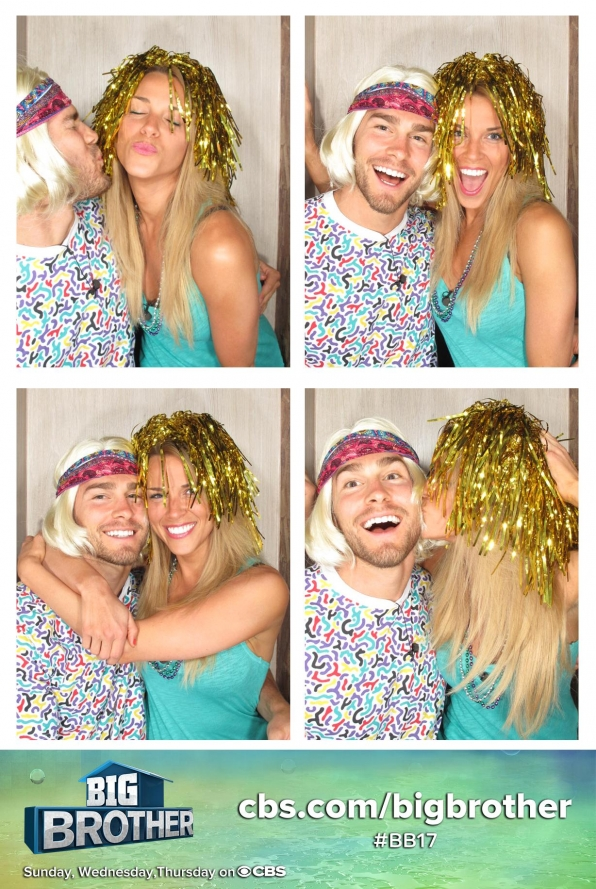 Clay and Shelli give us all the cuteness