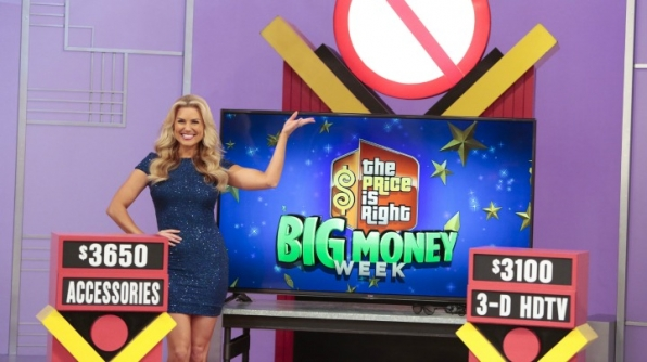 11. Rachel Reynolds – The Price Is Right