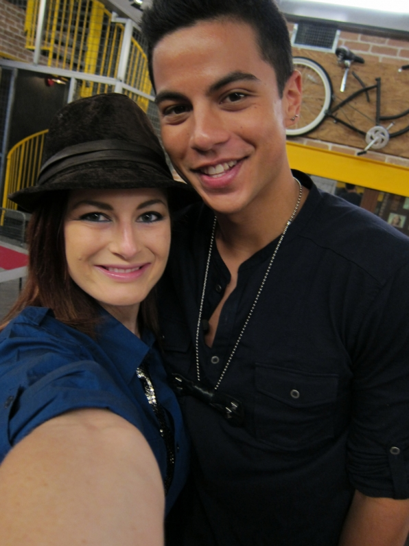Rachel and Dom