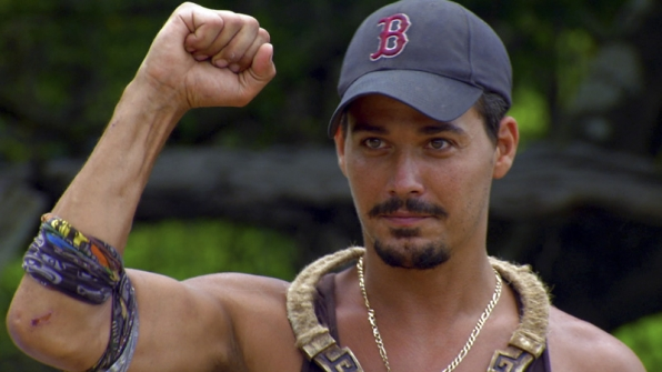 "Rob ""Boston Rob"" Mariano - Survivor: Redemption Island"