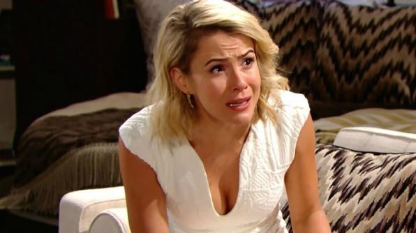 Ridge and Caroline's relationship comes to an abrupt halt.