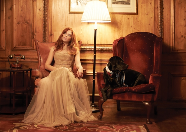 Rachelle Lefevre and Man's Best Friend- Watch! Magazine August 2014