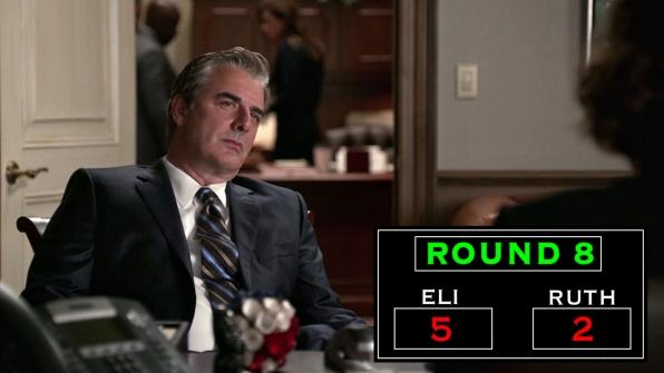 Round Eight: Peter's Pep Talk