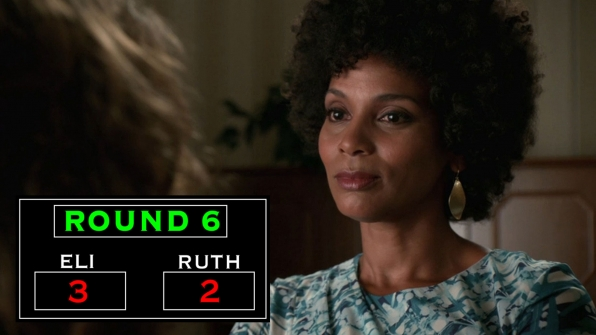 Round Six: Ruth Finds A Gatekeeper