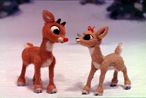 6. A chance to find true, red-nosed love.