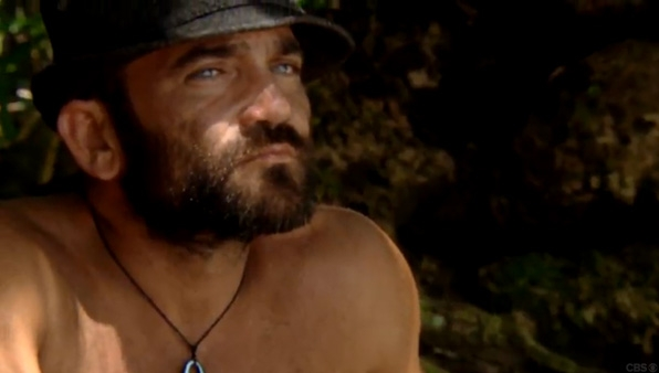 2. Russell Hantz (Samoa, Heroes vs. Villains, Redemption Island)