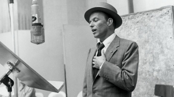 Frank Sinatra was born to beat the odds.