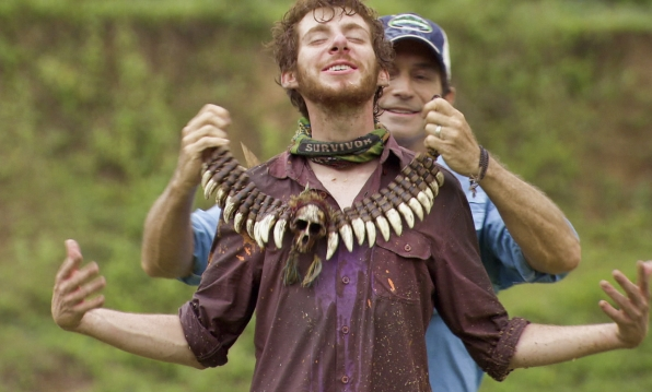 "Cochran wins immunity in the Season 26 Finale ""Last Push"""