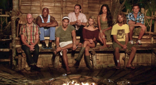 "The jury in the Season 26 Finale ""Last Push"""