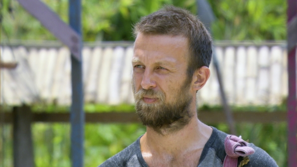 Vytas in Season 27 Episode 10