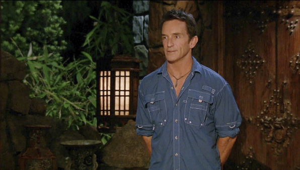 Jeff Probst from Season 27 Episode 10
