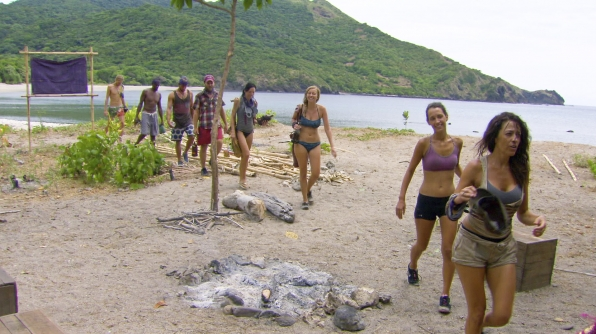 Kasama returns to camp in Season 27 Episode 10