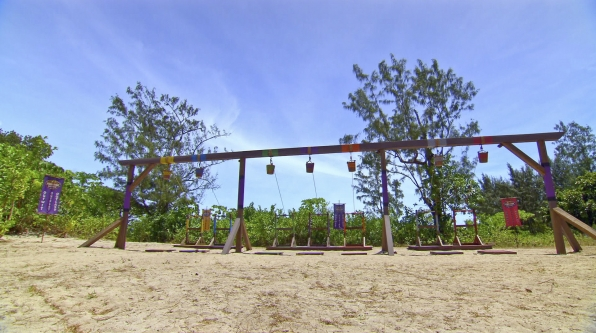 Immunity Challenge in Season 27 Episode 11