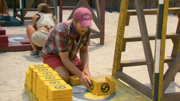 Working hard in Season 27 Episode 12