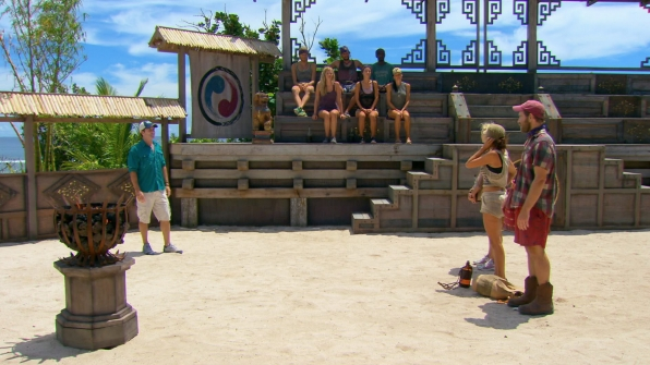 Redemption Island in Season 27 Episode 12