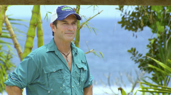 Jeff Probst in Season 27 Episode 13