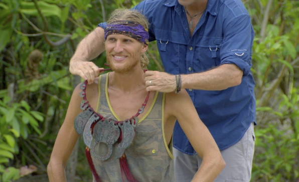 Tyson wins immunity in the Season 27 Finale