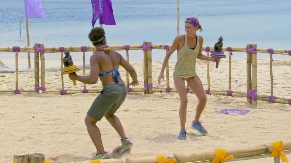 Tasha and Trish in Season 28 Episode 5