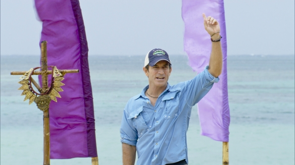 Jeff Probst in Season 28 Episode 11