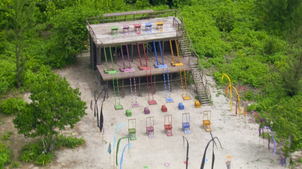 Immunity Challenge in Season 28 Episode 12