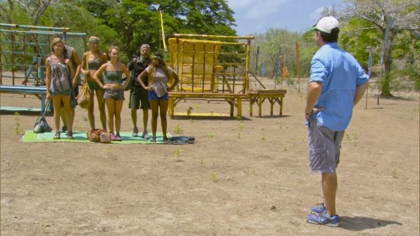 Final six castaways