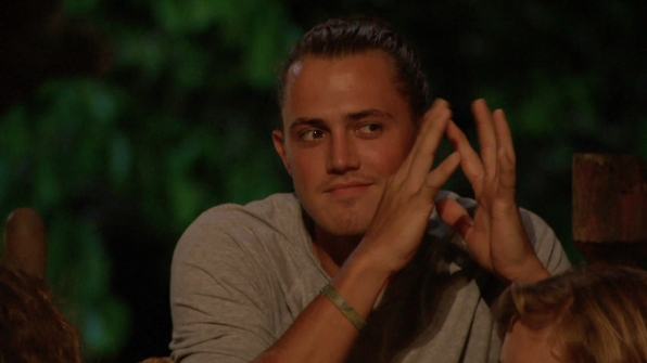What's Joe thinking at Tribal Council?