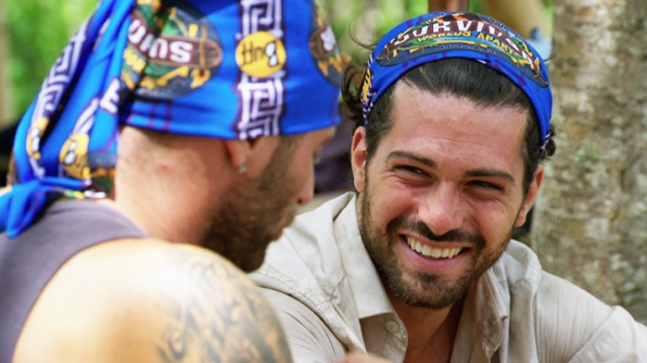 Joaquin and Rodney had a legit bromance. - <em>Survivor</em>