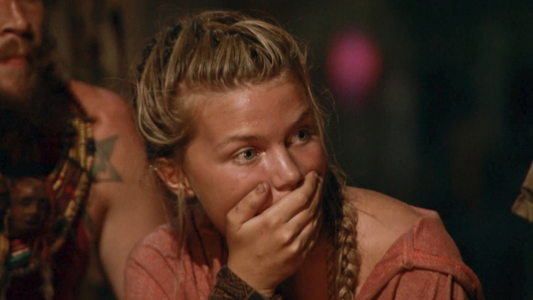 5. At this point in the game, which castaway's game do you respect the most?