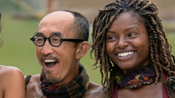 Tai and Cydney are elated to learn what the next reward will be.