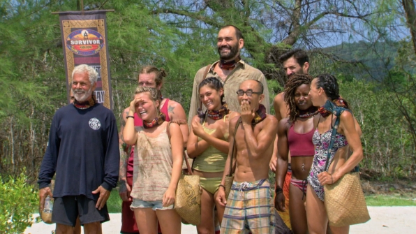 The castaways learn what they'll be doing during this week's Immunity Challenge.