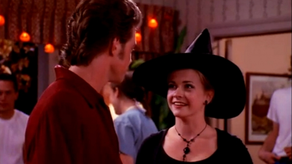 "Sabrina The Teenage Witch - ""A Halloween Story"""