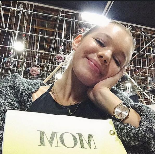 Sadie Calvano - Mom