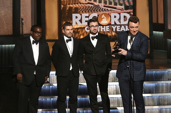 Sam Smith Wins