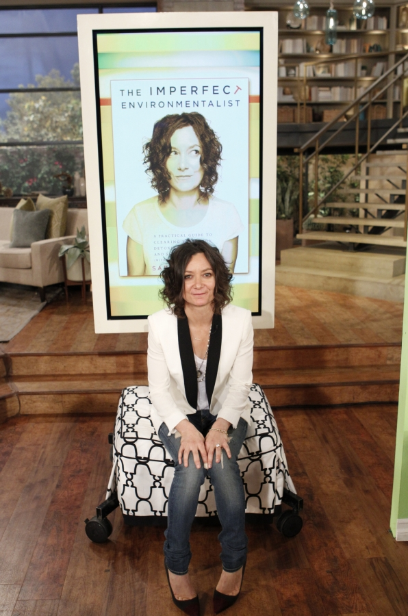 Sara Gilbert - Yale University - The Talk
