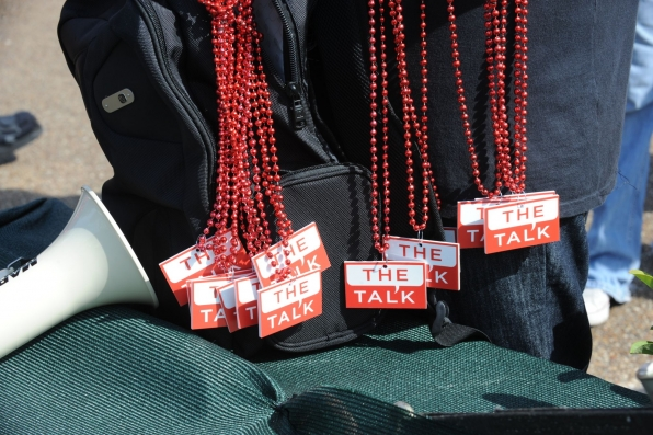 The Talk Beads!