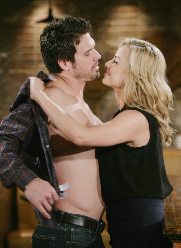 Y&R's Avery and Nick