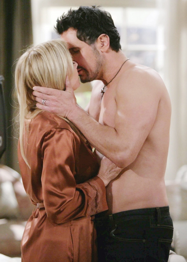 B&B's Bill and Brooke