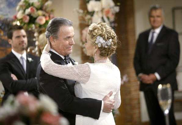 Y&R's Victor and Nikki