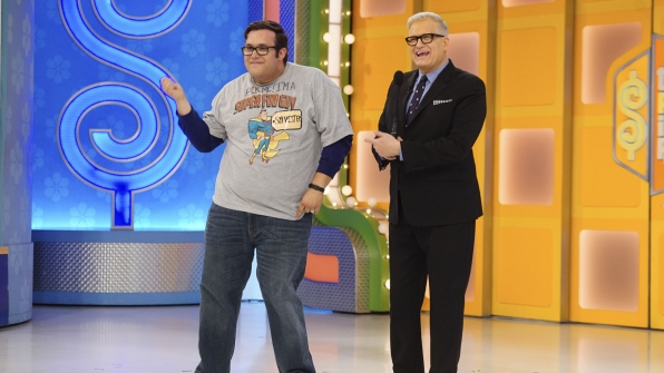 Ari Stidham as Sylvester Dodd and Drew Carey