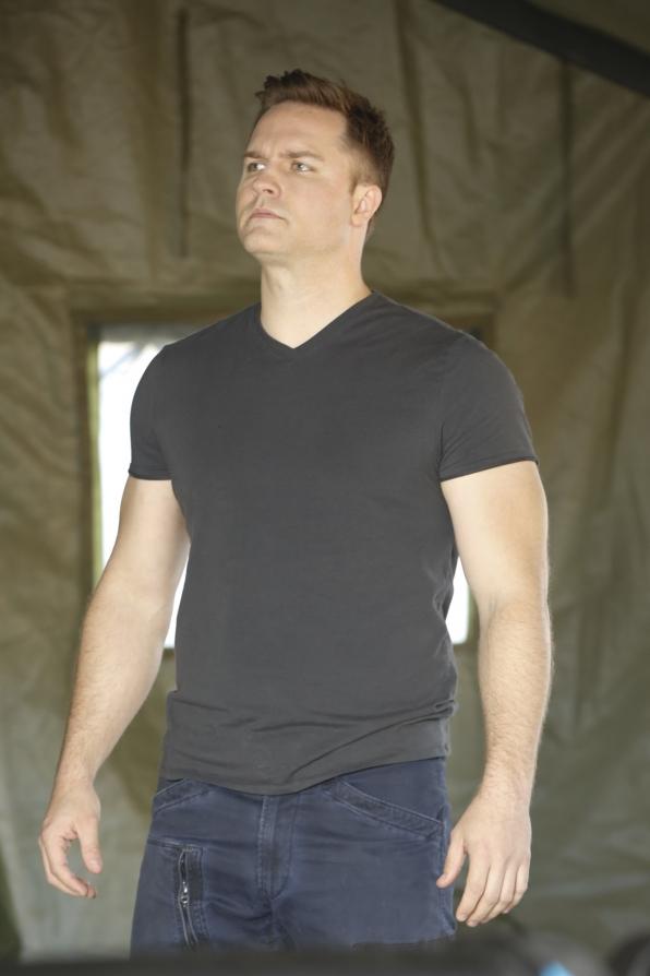 Scott Porter as Tim Armstrong