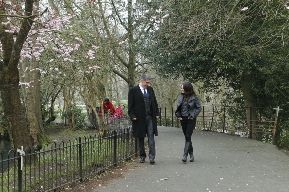 Craig and Mila Kunis