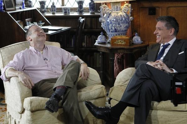 Craig and David Sedaris