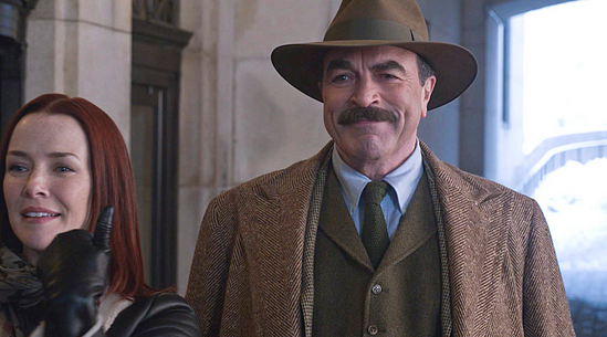 "4. Tom Selleck's mustache of jaded bemusement on <a href=""http://www.cbs.com/shows/blue_bloods/"">Blue Bloods</a>"