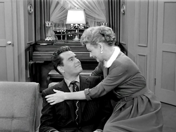 Lucy and Ricky (I Love Lucy)