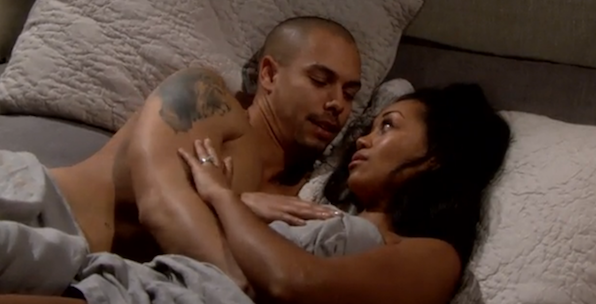 Hilary and Devon (The Young and the Restless)
